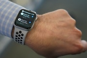 Best Buy has made a deal to provide an array of services for seniors via the Apple Watch platform. (Shari L. Gross/Star Tribune)