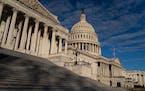 The U.S. Capitol Building on Jan. 16, 2021, in Washington, D.C.