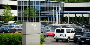 Patterson's headquarters in Mendota Heights. (GLEN STUBBE/Star Tribune)