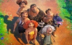 """The Croods: A New Age."""