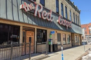 The Red Carpet Nightclub in downtown St. Cloud.