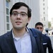 In this Aug. 3, 2017, file photo, Martin Shkreli arrives at federal court in New York.