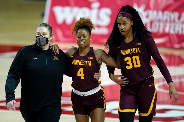 U women's basketball down to eight likely players for today's game