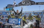 Camping World has been the title sponsor of NASCAR's third-tier series since 2008