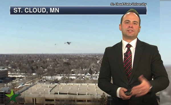 Evening forecast: Low of 29; more clouds and warming ahead