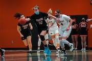 Hart's second-half effort helps Farmington girls' basketball launch past Rosemount