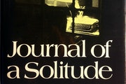 """Some readers turned to books of contemplation, such as May Sarton's """"Journal of a Solitude,"""" over the past year."""