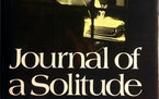 "Some readers turned to books of contemplation, such as May Sarton's ""Journal of a Solitude,"" over the past year."