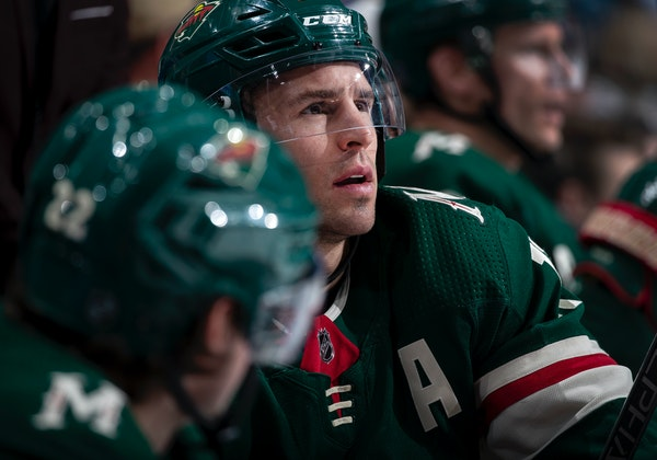 After benching Parise, Wild's path forward will become clearer tonight