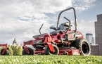 Landscape contractors purchased Toro zero-turn mowers in anticipation of the 2021 turf season, helping Toro to a solid first quarter.