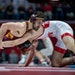 Brayton Lee was denied a chance to wrestle for a Big Ten title last year, which is serving as a big motivator heading into this weekend's tournament