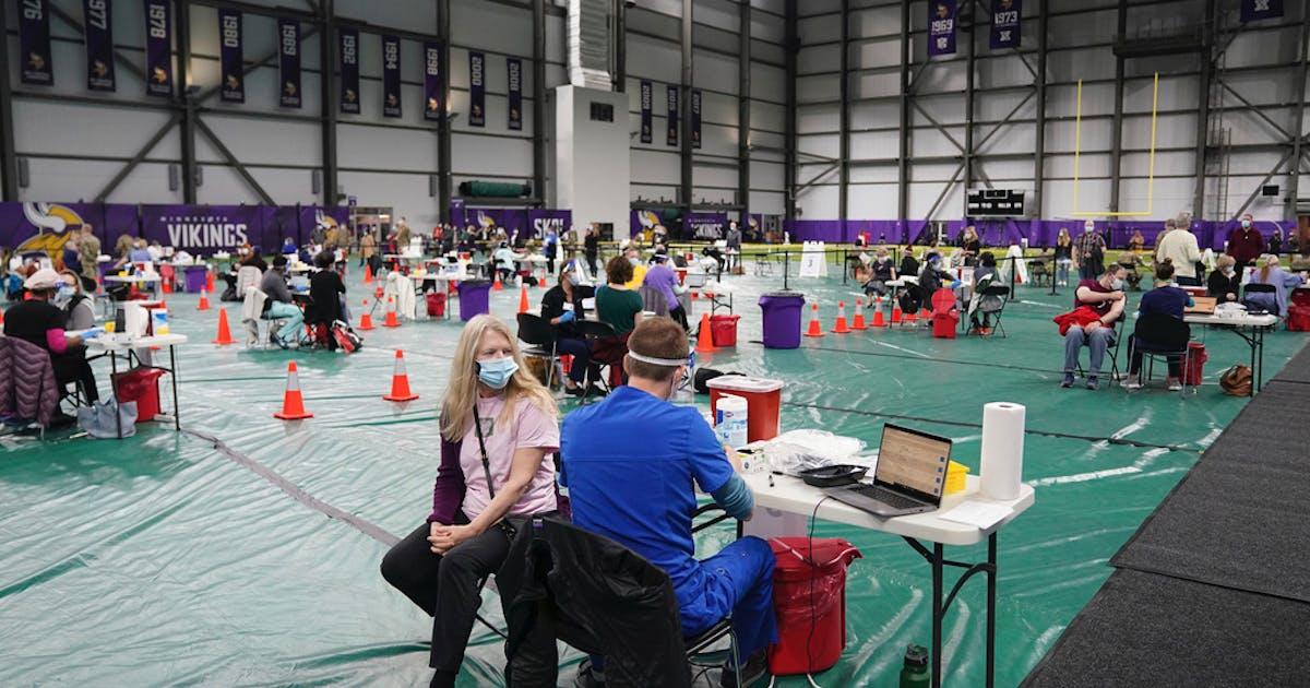 Minnesota health officials stress travel risks as COVID-19 variants spread - Minneapolis Star Tribune