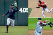 Byron Buxton, Andrelton Simmons and Josh Donaldson are considered three of the elite defensive players in the major leagues.