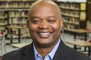St. Cloud school superintendent Willie Jett