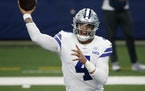 Quarterback Dak Prescott and the Cowboys reached agreement on a $160 million, four-year contract Monday.