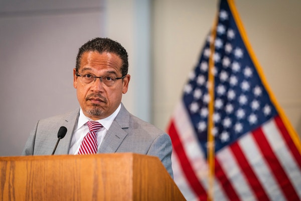 Minnesota Attorney General Keith Ellison said that enforcement is a last resort for noncompliant businesses. His office on Monday that it had reached