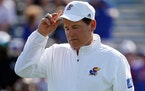 Les Miles is out as Kansas football coach just days after he was placed on administrative leave amid sexual misconduct allegations from his tenure at