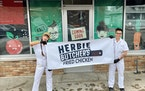 Siblings Aubry and Kale Walch are opening Herbie Butcher's Fried Chicken in south Minneapolis.