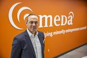 Meda CEO Alfredo Martel