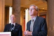 Scott Jensen was the Senate sponsor of an insulin affordability bill.