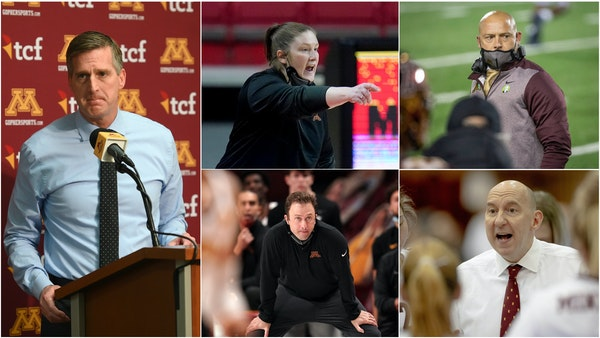 With all-white leadership, U athletic department under new scrutiny about diversity