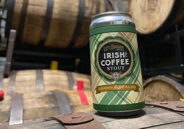 ProvidedLift Bridge Brewing Company's Irish Coffee Stout. ORG XMIT: ngDmOBSHZOvGysF1LZJw