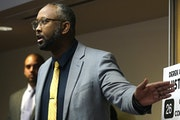 Jaylani Hussein of CAIR-MN on Wednesday called for passage of eight police-reform bills before the Minnesota Legislature.