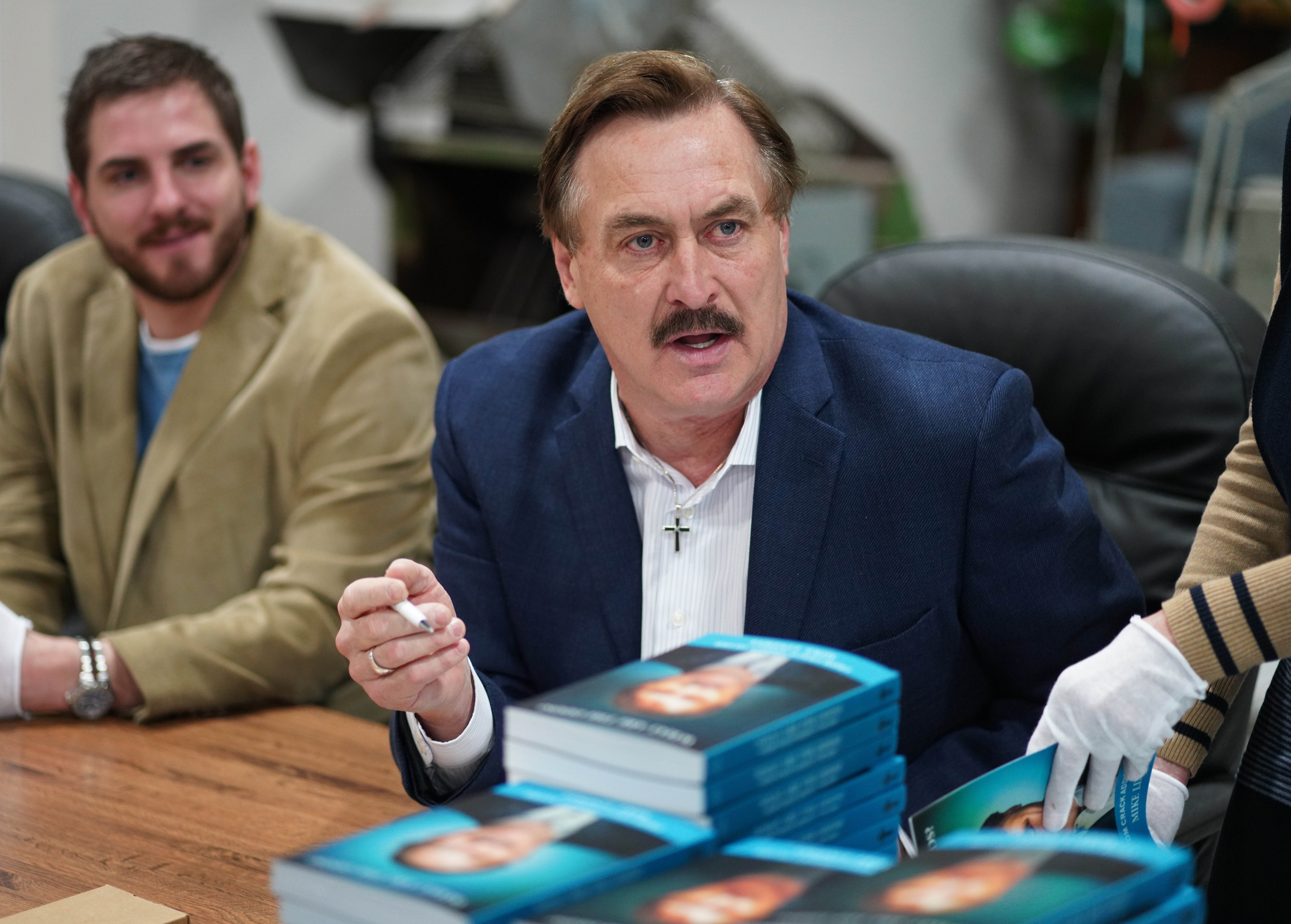 Lindell's baseless claims about election fraud have gotten him and MyPillow kicked off Twitter.
