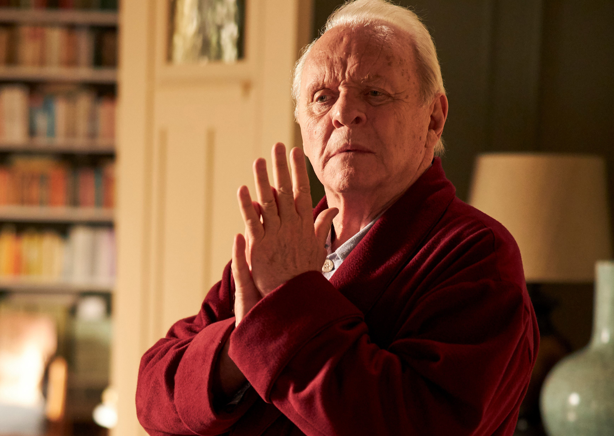 Anthony Hopkins in 'The Father.'