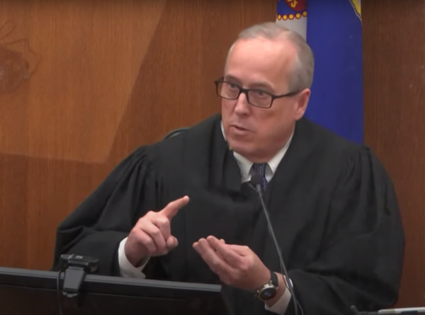 Judge Cahill reinstates third-degree murder charge against Chauvin