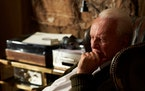"""""""The Father"""" with Anthony Hopkins was one of the few movies that made its premiere exclusively in theaters this year."""