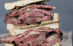 Provided  The pastrami sandwich at Revival is a close cousin to corned beef.