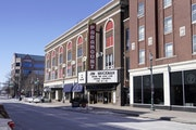 Paramount Center for the Arts in St. Cloud.