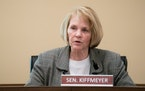 State Sen. Mary Kiffmeyer, R-Big Lake, in 2019. Kiffmeyer, a former Minnesota secretary of state, is pursuing questions pertaining to the 2020 electio