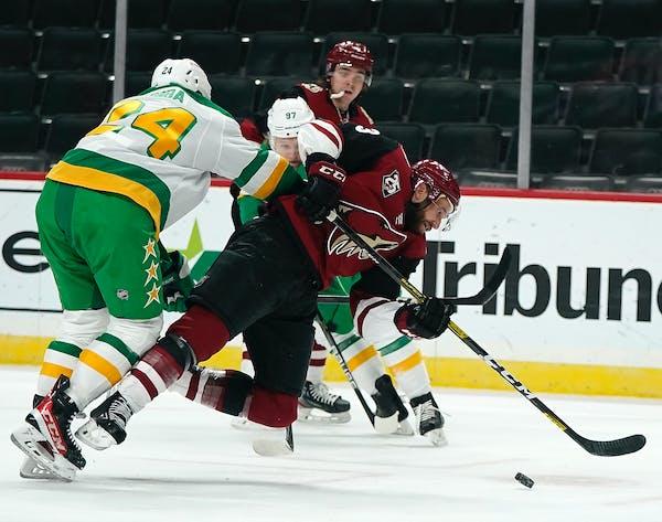 Wild seeking to plug holes as NHL free agency begins