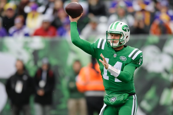 A major domino in the NFL this offseason has yet to fall in Sam Darnold, the Jets quarterback who was drafted third overall in 2018. The Jets seemingl