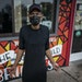 Dwight Alexander of Smoke in the Pit barbecue said he is frustrated that his business has been cut off from customers and crime has been unchecked.