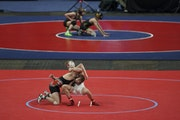 Matchups for the modified state wrestling tournament will be set this week. The coaches of the qualifiers in each bracket will vote on seeding, which