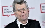 "Stephen King is the author of more than 60 novels including classics like ""The Shining"" and ""It."""