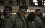 "Daniel Kaluuya in a scene from ""Judas and the Black Messiah."""