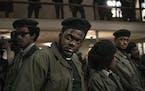 "Daniel Kaluuya in a scene from ""Judas and the Black Messiah."""