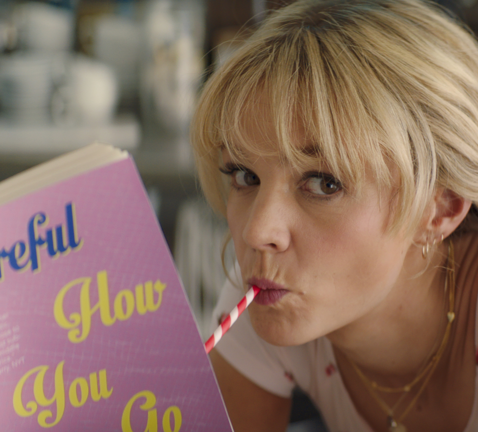 Carey Mulligan in 'Promising Young Woman.'