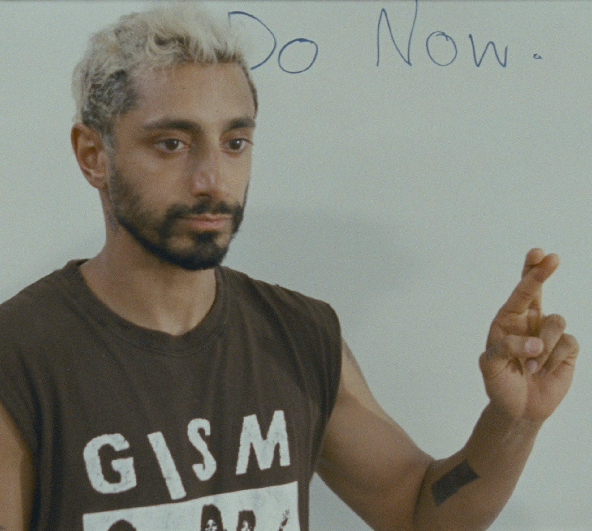 Riz Ahmed as Ruben in 'Sound of Metal.'