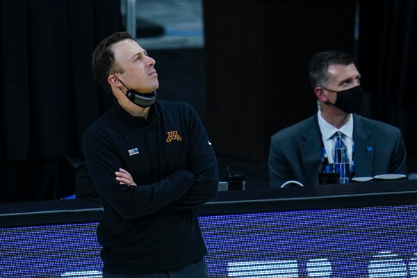 Richard Pitino took over the Gophers job after several coaches turned down then-AD Norwood Teague, and he performed as well or better as he should hav