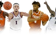 Keep an eye on these players as well as your bracket in the NCAA tournament: Ayo Dosumnu of Illinois, Jalen Suggs of Gonzaga (and Minnehaha Academy),