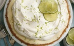 Use Key lime pie as a dessert, not a weapon.
