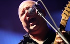 Black Francis (aka Frank Black) later played Roy Wilkins Auditorium in St. Paul after the Pixies reunion started in Minneapolis.