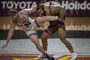 Gable Steveson is 12-0 this season and none of the matches have been close.