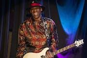 At 64, Minnesota music hero Jellybean Johnson makes his solo guitar debut