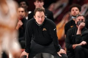 """Richard Pitino said Thursday of his time in Minnesota:""""We had some great moments."""""""